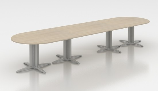 table de r union ovale volutive sigma mobel linea tables de r un. Black Bedroom Furniture Sets. Home Design Ideas