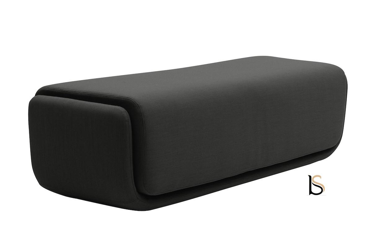 pouf table basse basket softline poufs softline. Black Bedroom Furniture Sets. Home Design Ideas