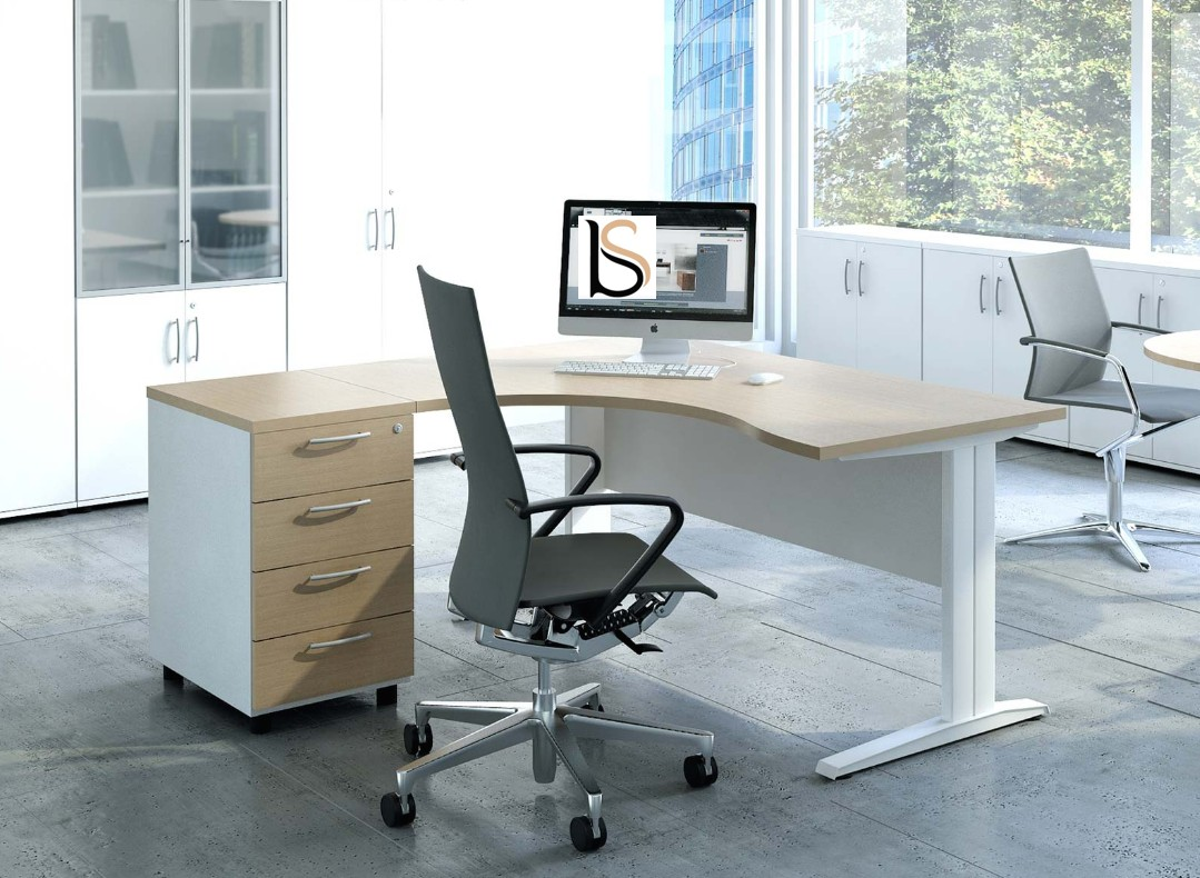 bureau compact 90 ogi n mdd bureaux op ratif mdd. Black Bedroom Furniture Sets. Home Design Ideas