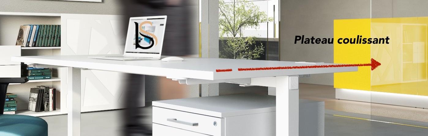 bureau individuel yan mdd bureaux op ratif mdd. Black Bedroom Furniture Sets. Home Design Ideas