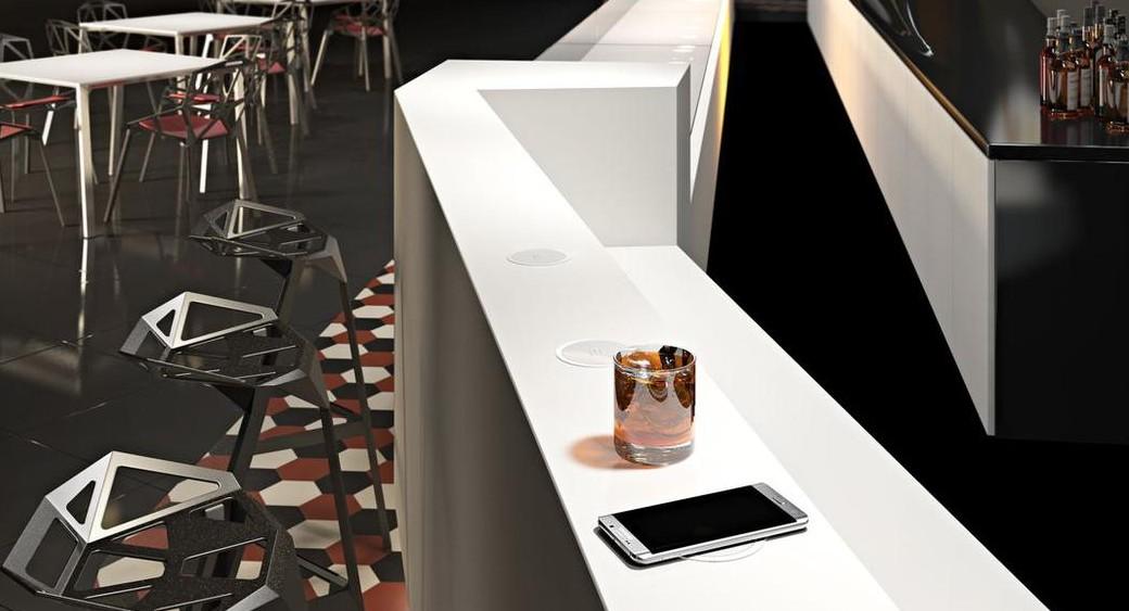 Chargeur Smartphone encastrable par induction Accessoires