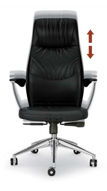 fauteuil de direction cuir vic mobel linea fauteuils de direction. Black Bedroom Furniture Sets. Home Design Ideas