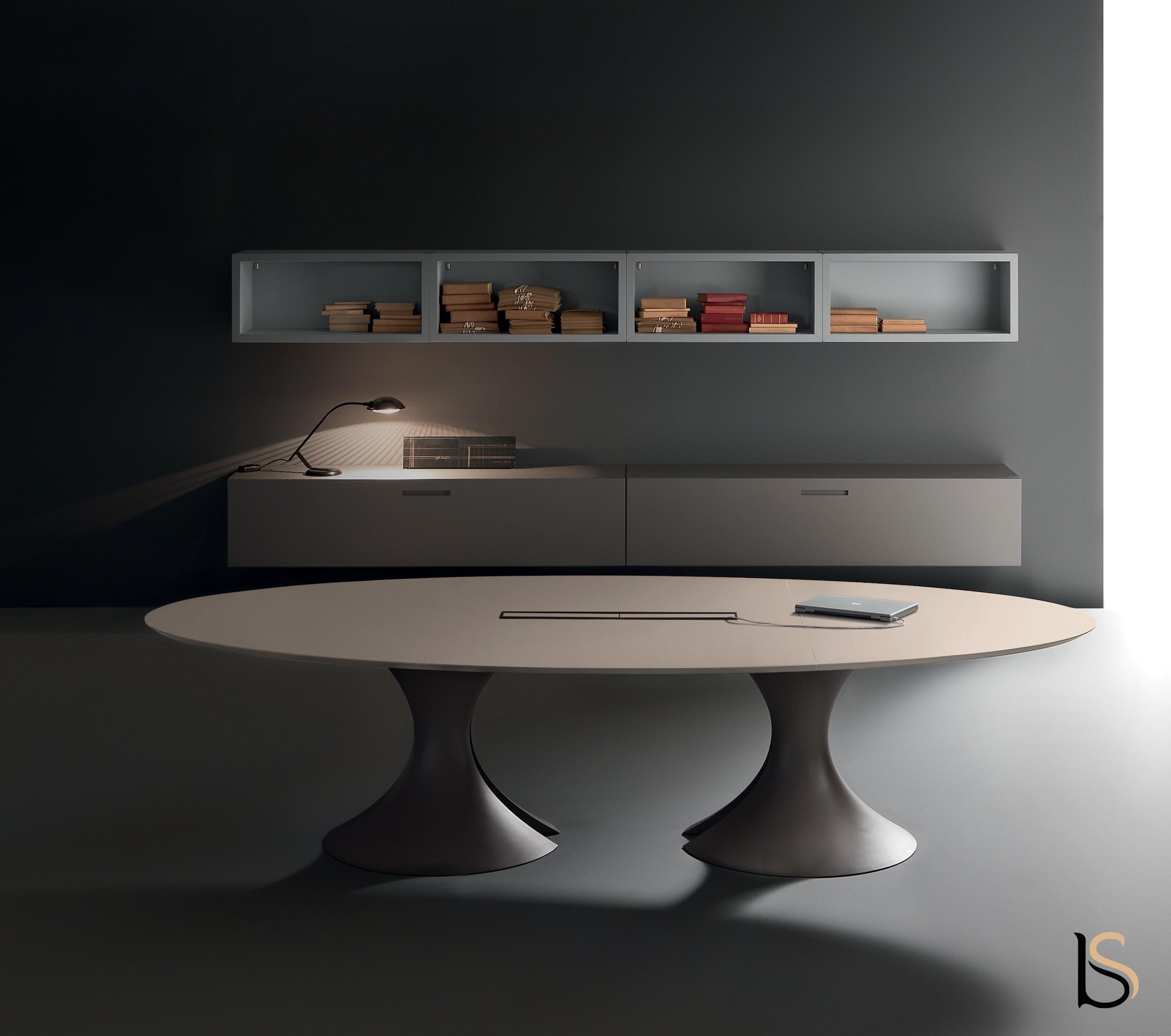 Table de réunion forme ovale Ola – Martex Tables de réunion Martex 8143c840e784