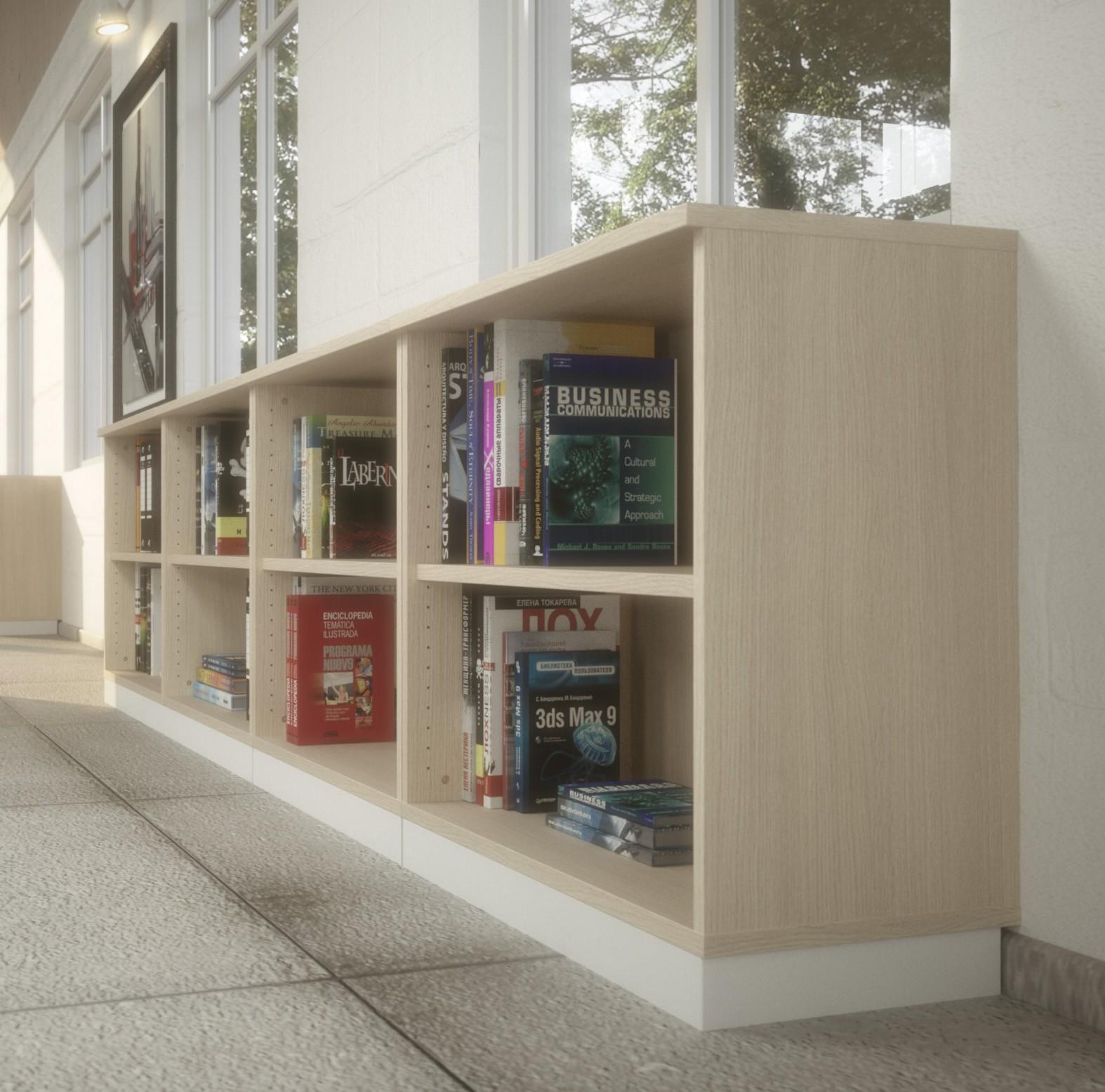 tag re basse en bois mobel linea armoires mobel linea. Black Bedroom Furniture Sets. Home Design Ideas